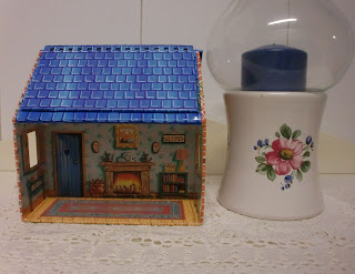 miniaturas casa de papel