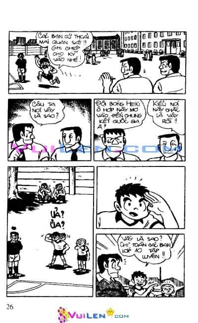 Jindodinho - Đường Dẫn Đến Khung Thành III  Tập 4 page 26 Congtruyen24h