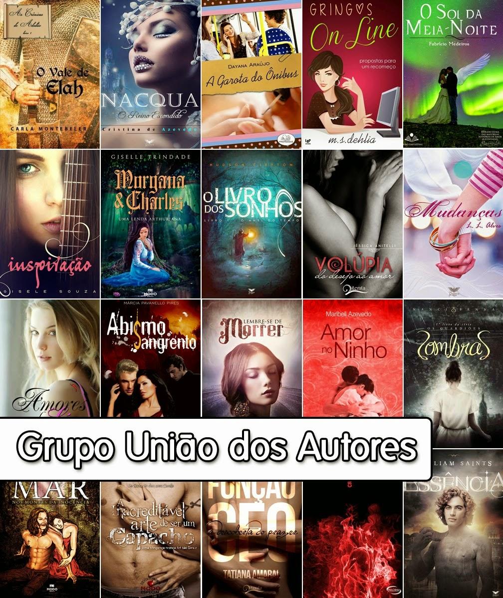 livros, parcerias, União dos autores, literatura, leitura,