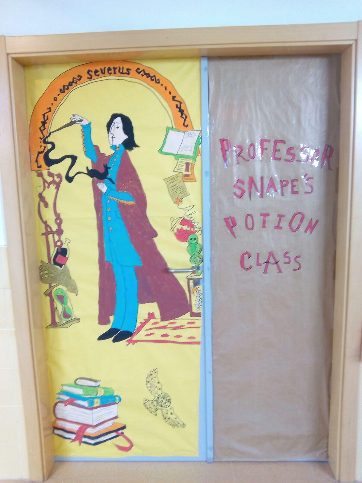 PROFESSOR SNAPE´S POTION CLASS