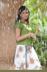 HARI PRIYA IN YOUNG GREEN TOP