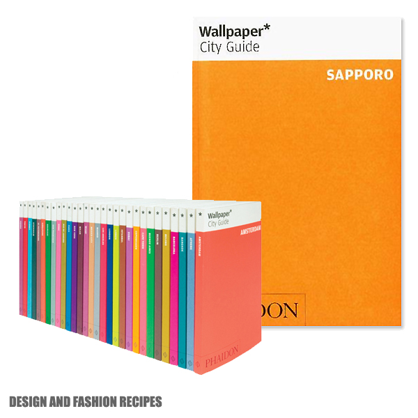 Cool city guides on Design and fashion recipes: Wallpaper city guides