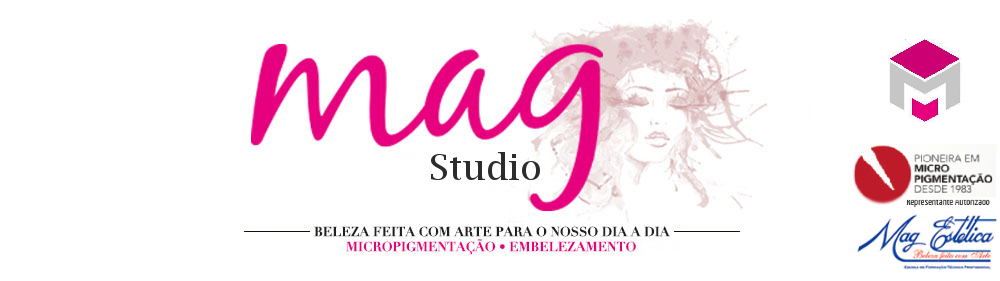 Mag Studio Representante Mag Estética - CURSOS E PRODUTOS NA LOJA DO MICROPIGMENTADOR
