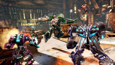 Free Download Transformers Fall Of Cybertron