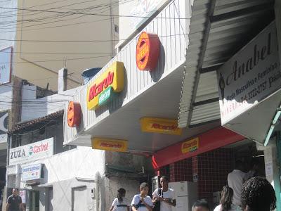 Rocinha Tour after Victor Dzenk!