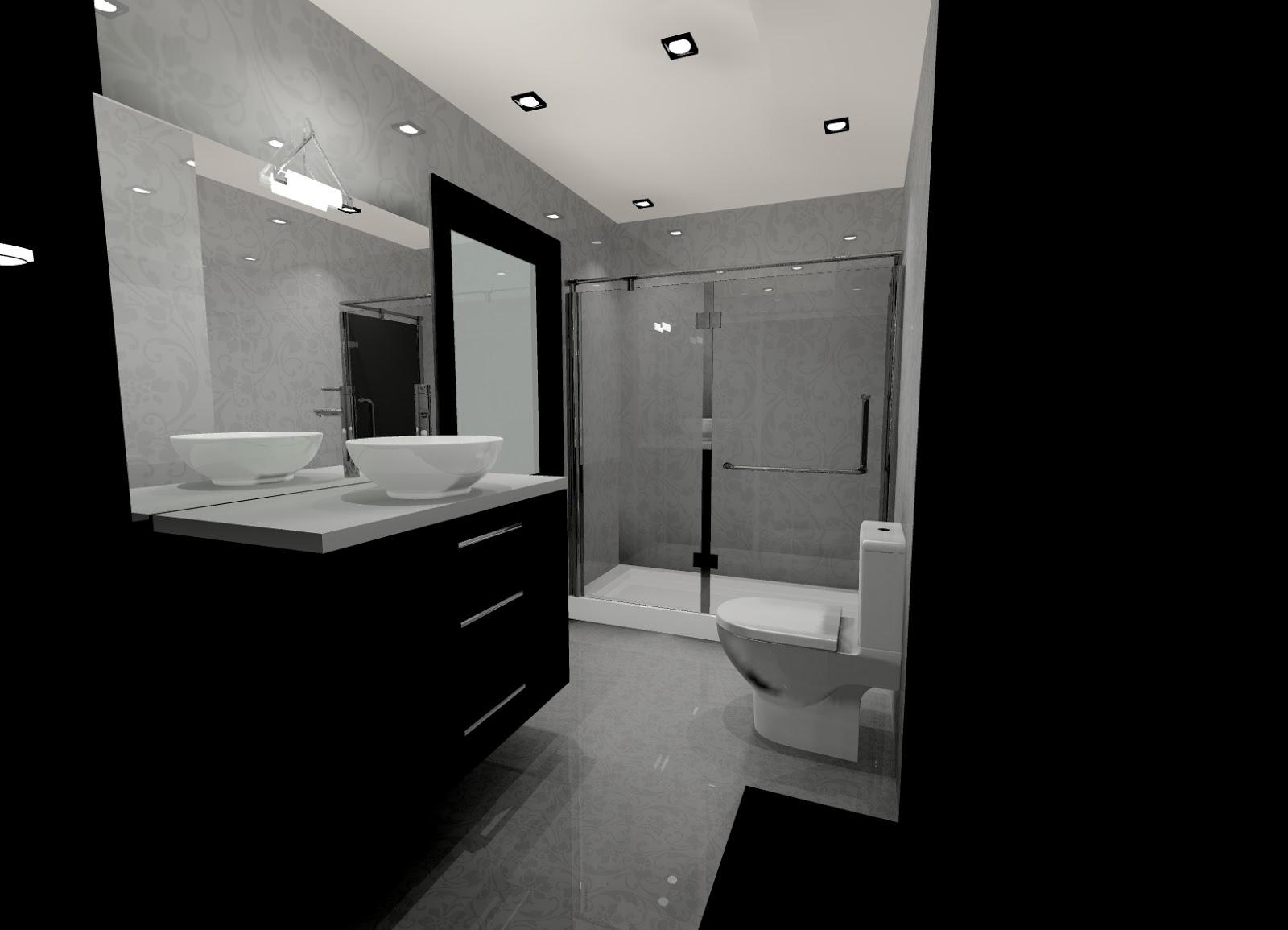 Muebles De Baño Karol:IN-teriorismo: Propuesta de reforma de baño suite