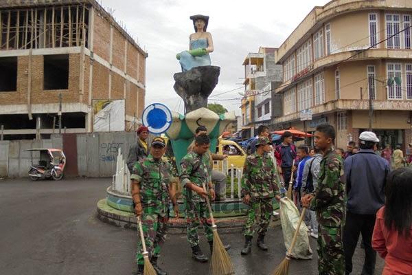 Kabanjahe Dinilai Sebagai Kota Terjorok dan ter-Semrawut se-Indonesia
