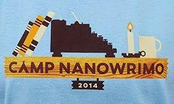 camp nano April 14