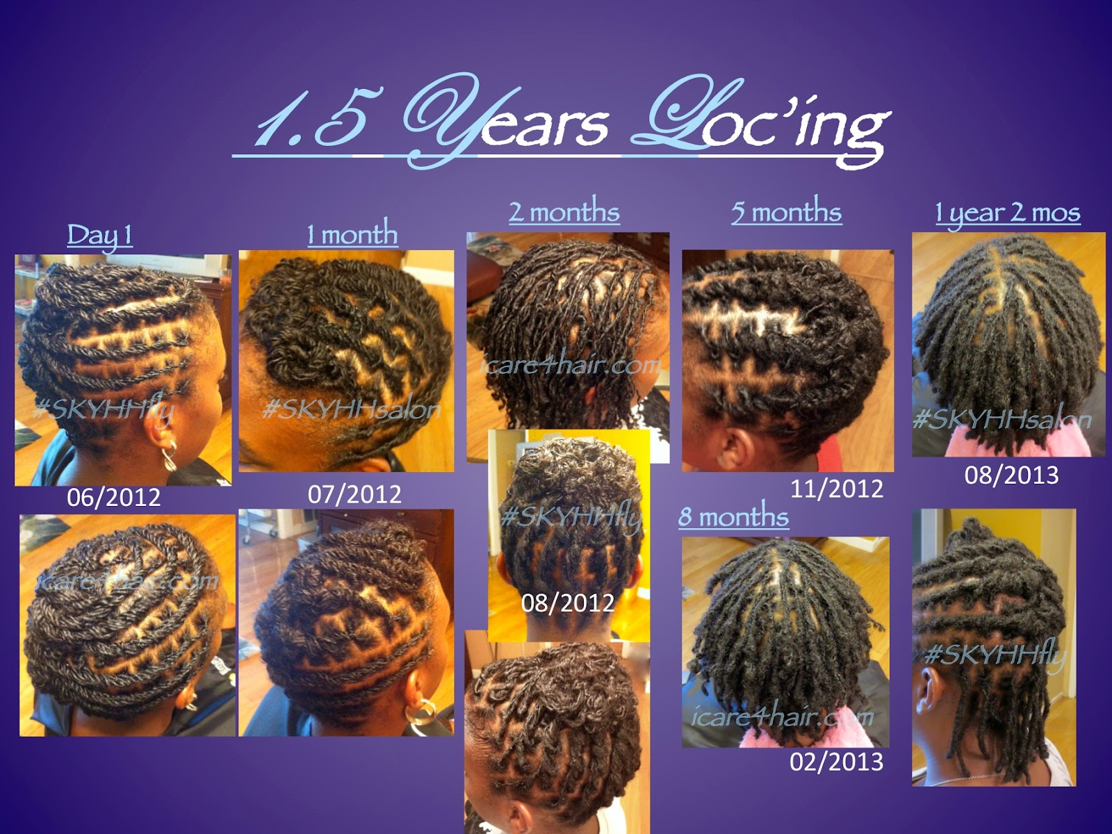Angie Skyhh Short Locs Are Ugly And Unstylable Whaaat