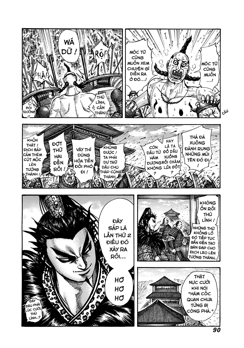 Kingdom – Vương Giả Thiên Hạ (Tổng Hợp) chap 299 page 16 - IZTruyenTranh.com