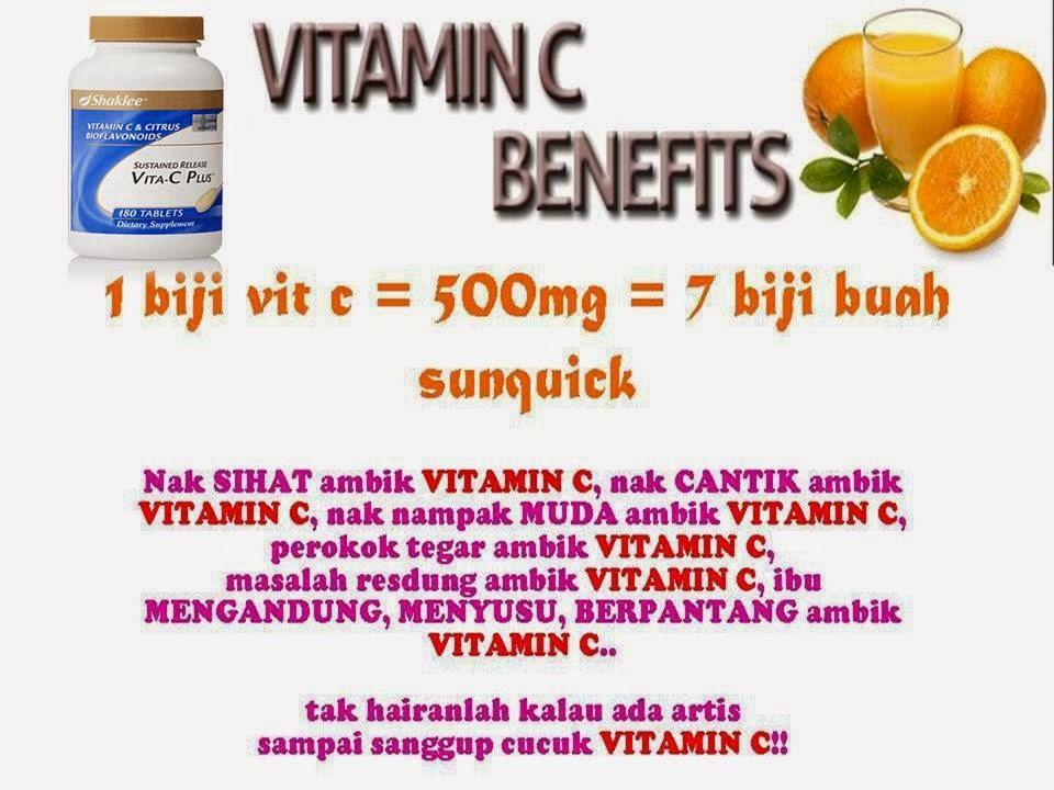 produk shaklee vitamin c