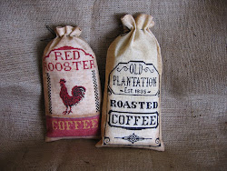 Coffee Bags for your spice collection