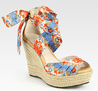 Shhhopsecret Step Into Summer Fun With Wedge Sandals