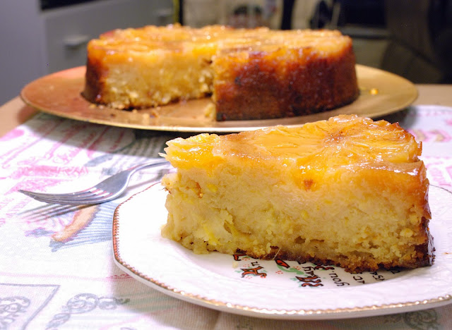 recipe stick orange cake