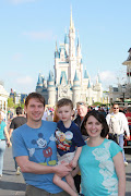. we made our first family trip to Disney World last week! (img )