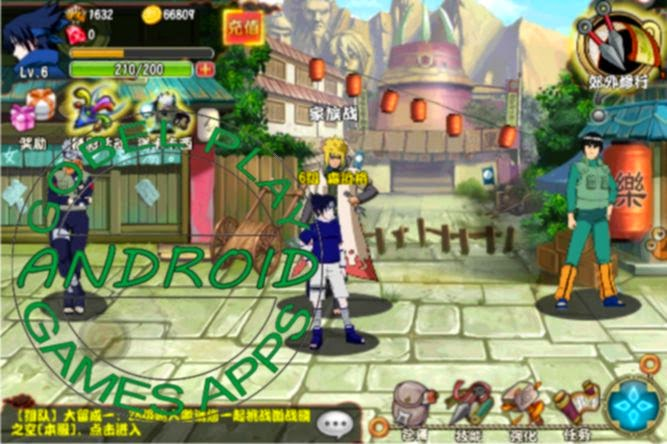 Download Game Naruto Adventure 3D Apk