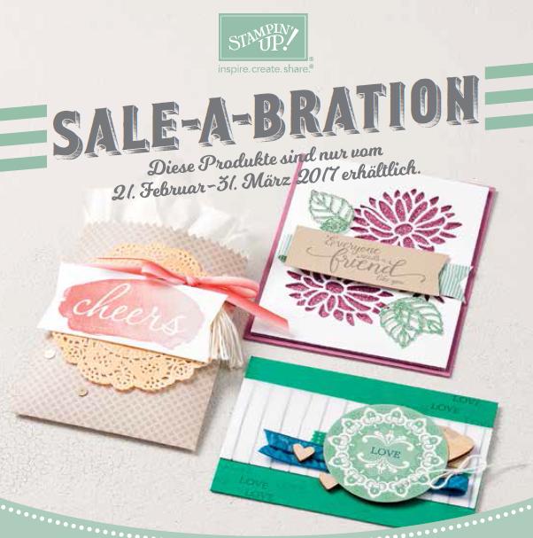 Sale-A-Bration Erweiterung!
