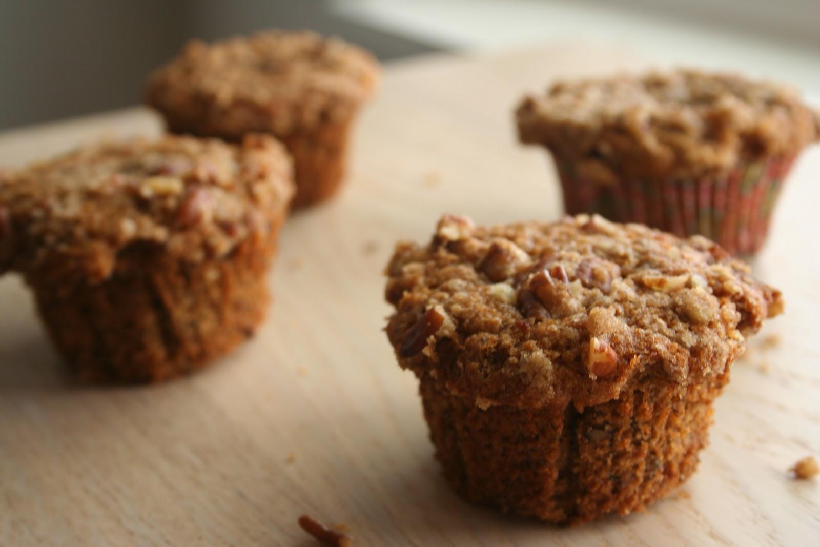 Maple Nut Banana Bread Muffins Recipes — Dishmaps