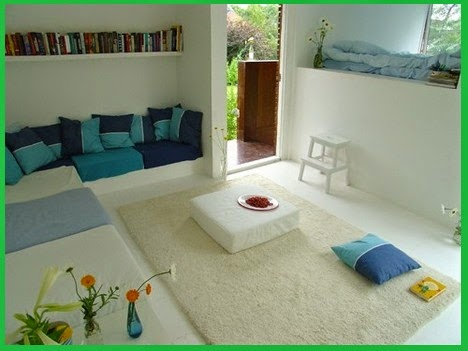 Interior ruangan Minimalis Sederhana