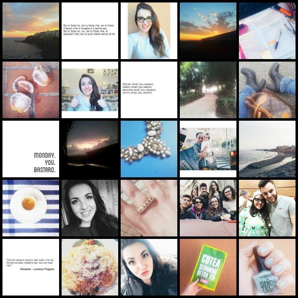 Instagram Recap // Marzo 2015