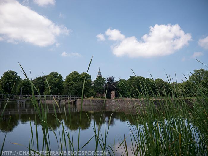 Slot op den Hoef, kasteel van Egmond, Castle of Egmond