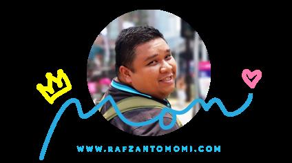 RAFZAN TOMOMI - MALAYSIA'S LIFESTYLE BLOGGER
