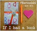"""Sorteo en """"If I had a book"""""""