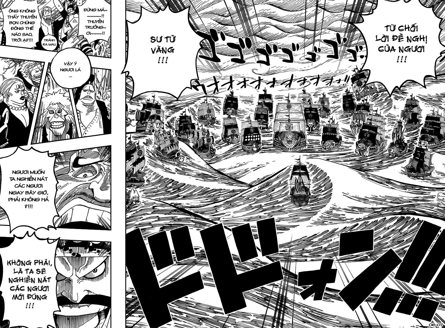 One Piece - Vua hải tặc Luffy tập 0 - 7