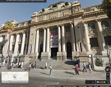 Google Street View Tới Peru và Colombia