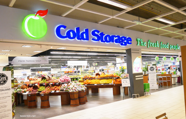 Cold Storage @ IPC