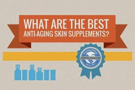 Best Anti Aging Supplements You Can Take