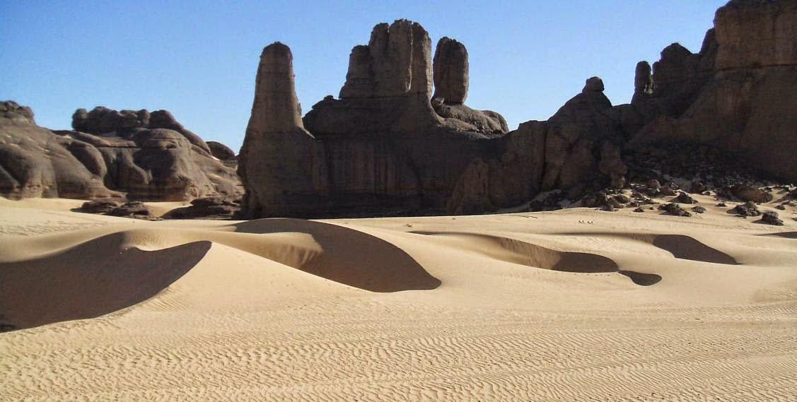 Desiertos y desertificacion