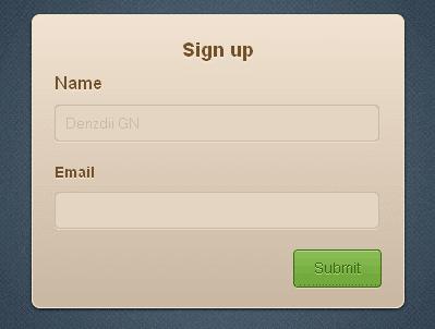 form Generator CSS3 Terbaik