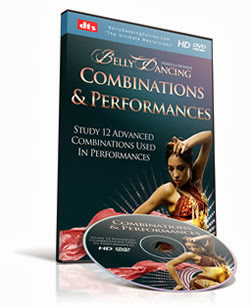 Complex Combinations & Performances : Belly Dancing Course