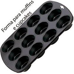 Comprar forminhas para cupcakes 12 cavidades