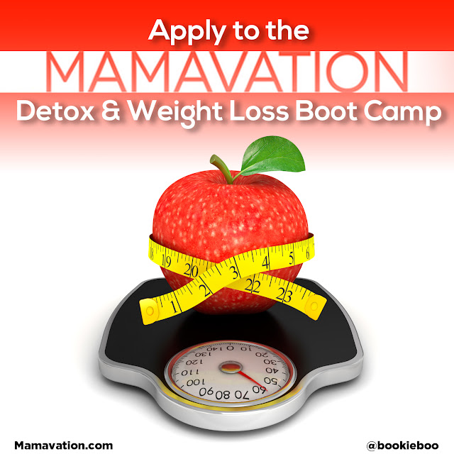 Apply to the Mamavation Mom Detox and Weigh Lloss Bootcamp