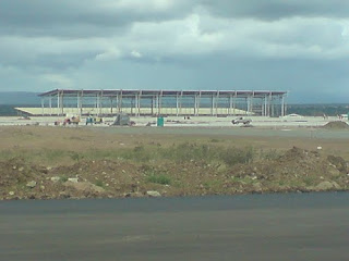 Construction of Sikhuphe International Airport Terminal