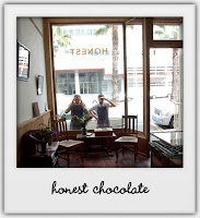 honest chocolate shop inspiration