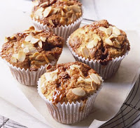 http://www.bbcgoodfood.com/recipes/8087/pear-and-toffee-muffins