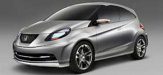 Honda New Car 2012 in Malaysia