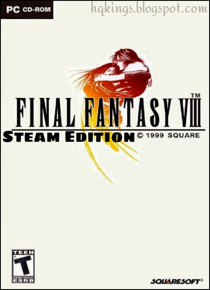 Final Fantasy VIII Steam Edition [Repack]