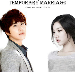 Temporary Marriage Part 4 ff nc kyuhyun seo eungi