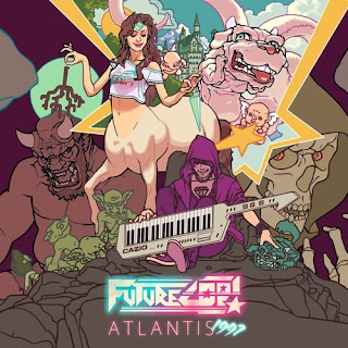 Furturecop! Atlantis 1997 Lifelike remix