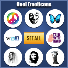 New Chat Codes For Cool Facebook Emoticons