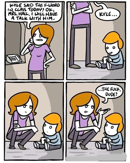 My Kind Of Parenting