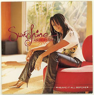 SUNSHINE ANDERSON - HEARD IT ALL BEFORE (SINGLE CD) (2001)