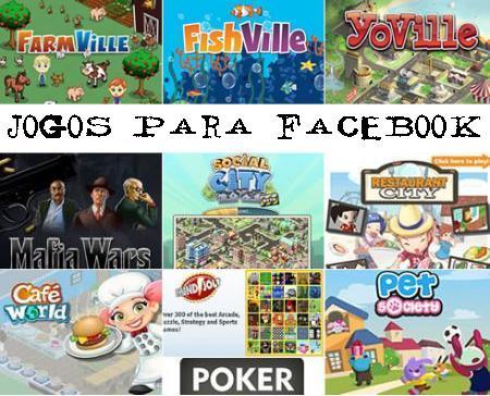 Jogos para Facebook banner