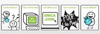 Cara Mendaftar dan Manfaat DMCA PROTECTED di Blog
