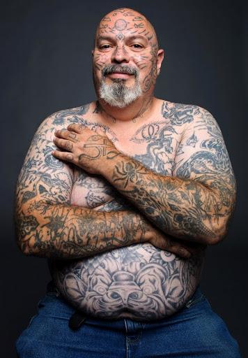 gay tattoo men - big sexy gay