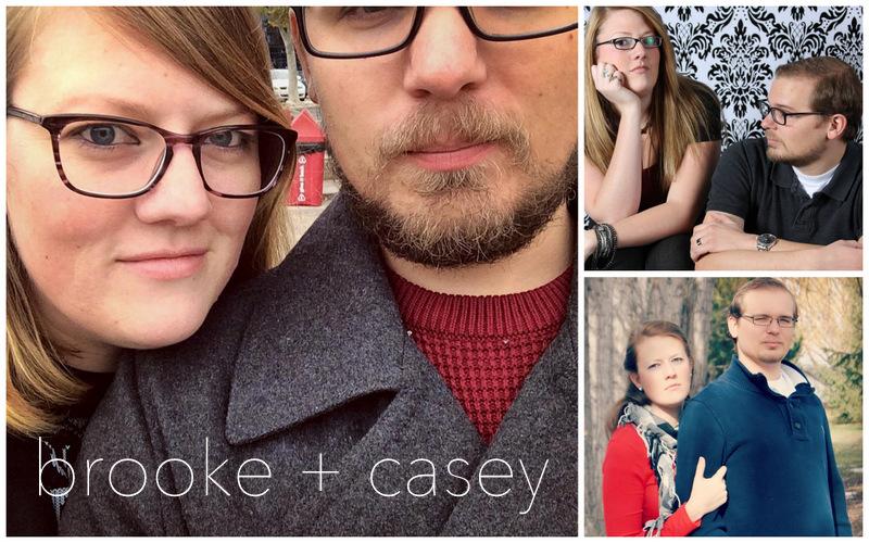 brooke + casey